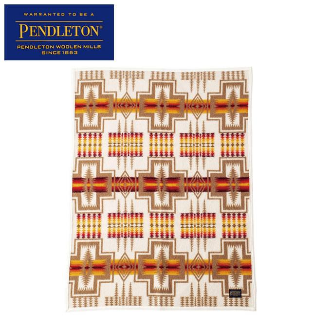 【5/5はクーポンで1000円引&エントリーかつカード利用で5倍】 ペンドルトン PENDLETON ブランケット ハーディングアイボリー ムチャチョ 19375017