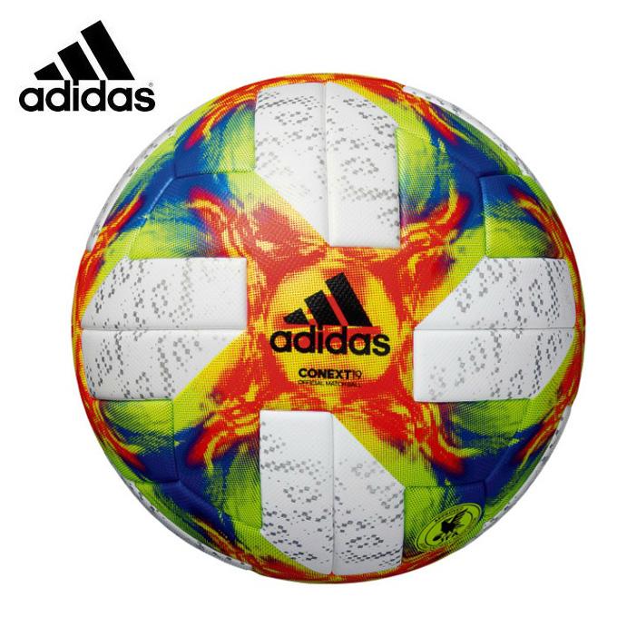 アディダス サッカーボール 5号球 検定球 コネクト19 試合球 AF500 adidas