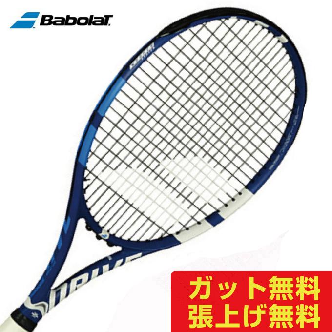 【5/5はクーポンで1000円引&エントリーかつカード利用で5倍】 バボラ 硬式テニスラケット ドライブGライト DRIVE G LITE BF101323-BL Babolat レディース ジュニア