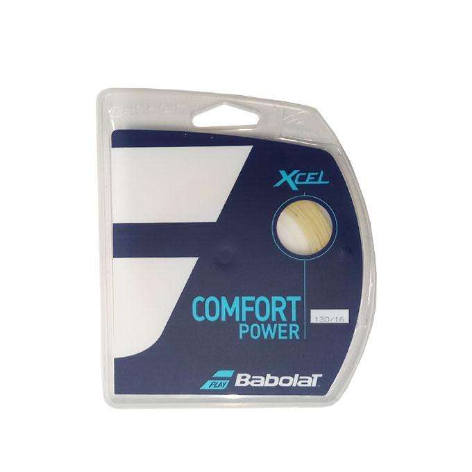 購入後レビュー記入でクーポンプレゼント中 バボラ テニスガット 新作多数 硬式 激安通販 単張り Babolat ナイロンマルチフィラメント XCEL130 BA241110-130 エクセル130