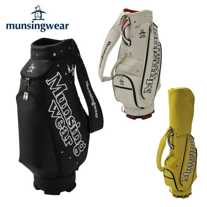 マンシング Munsingwear キャディバッグ メンズ MQBNJJ02