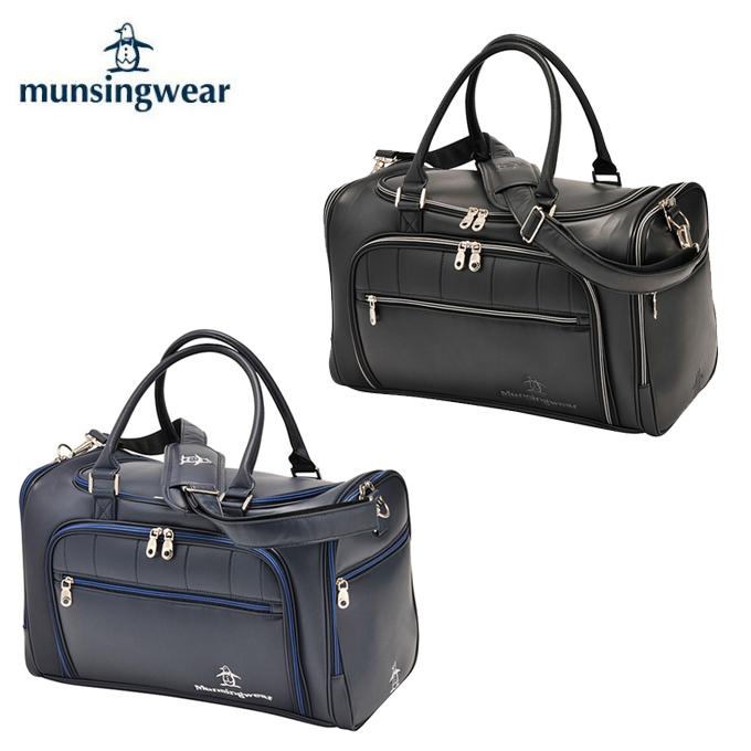 マンシング Munsingwear ボストンバッグ メンズ MQBNJA04