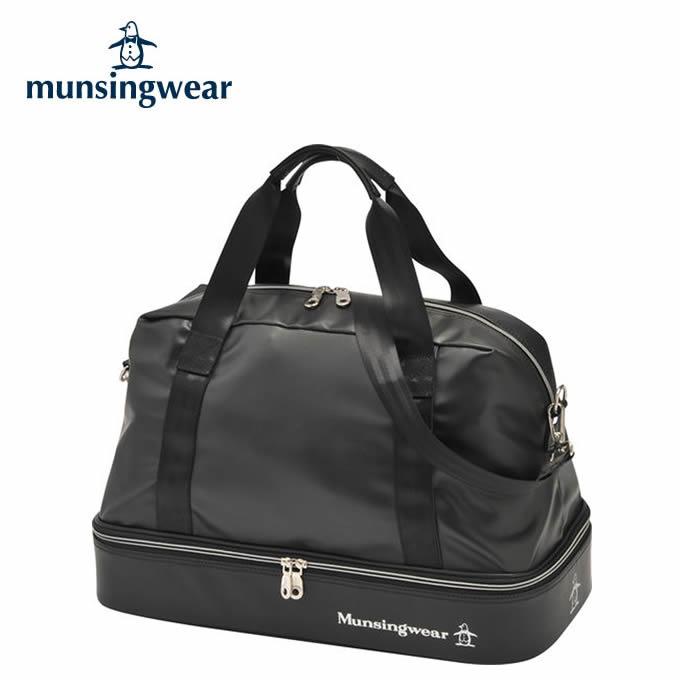 マンシング Munsingwear ボストンバッグ メンズ MQBNJA06
