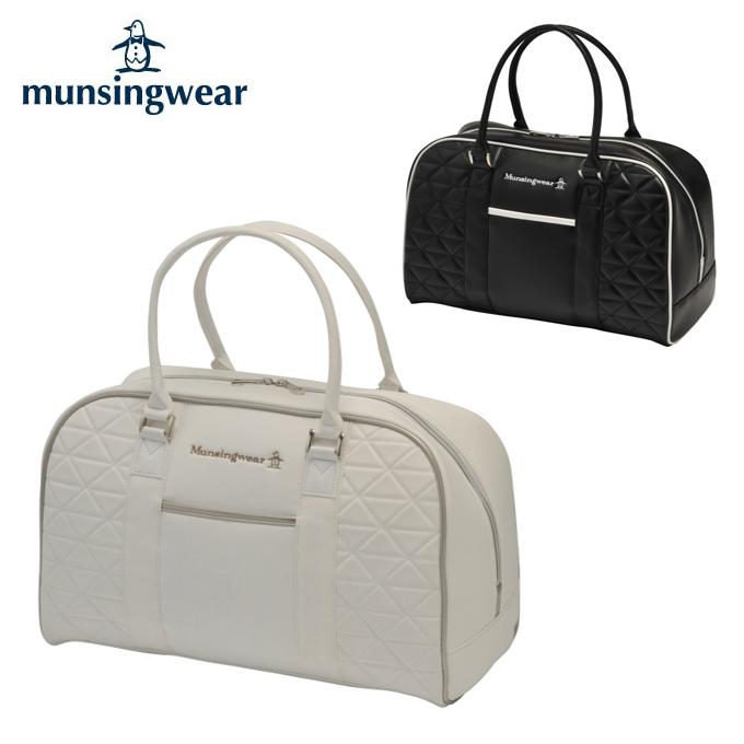 マンシング Munsingwear ボストンバッグ レディース MQCNJA01
