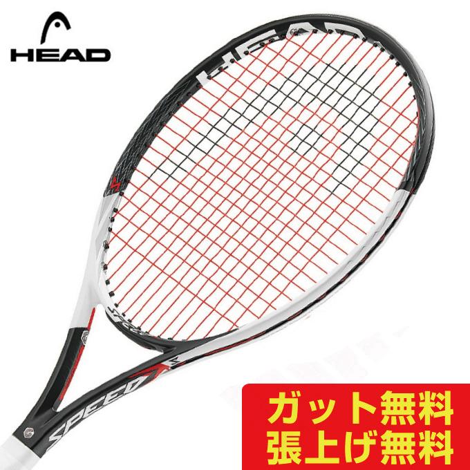 ヘッド 硬式テニスラケット スピードS SPEED S 2018 231837 HEAD メンズ レディース