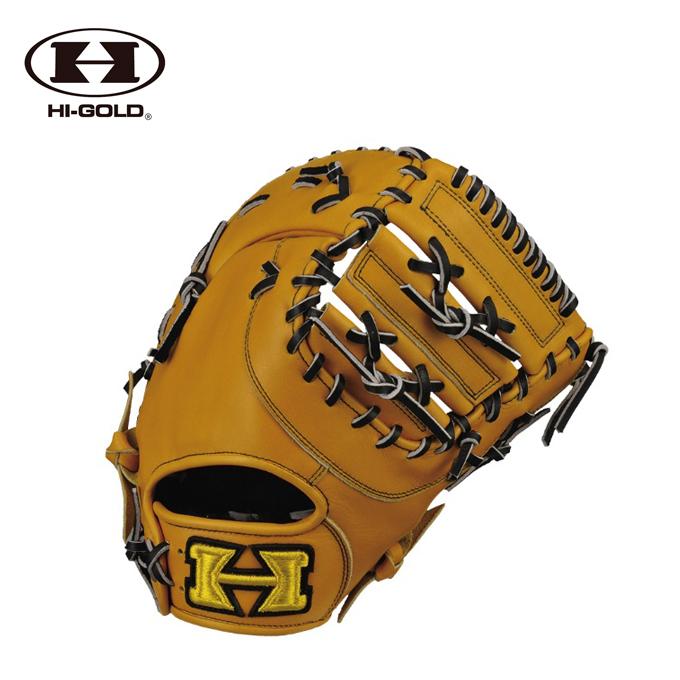 ハイゴールド HI-GOLD 野球 一般軟式グラブ 一塁手 メンズ レディース 己極シリーズ FM OKG-602F