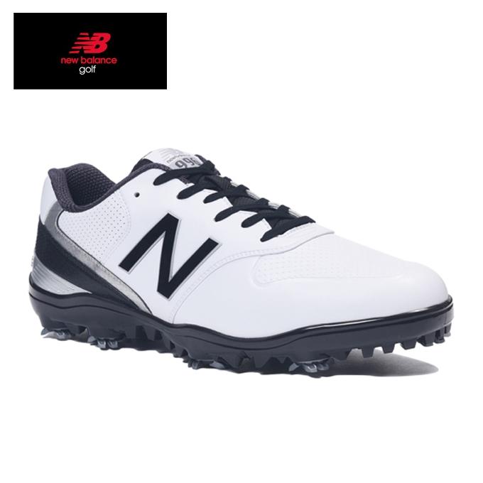 ニューバランス ゴルフシューズ ソフトスパイク メンズ MG996 V1 MG996BW 2E new balance