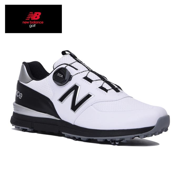 ニューバランス ゴルフシューズ ソフトスパイク メンズ MGB574 V2 MGB574W2 D new balance