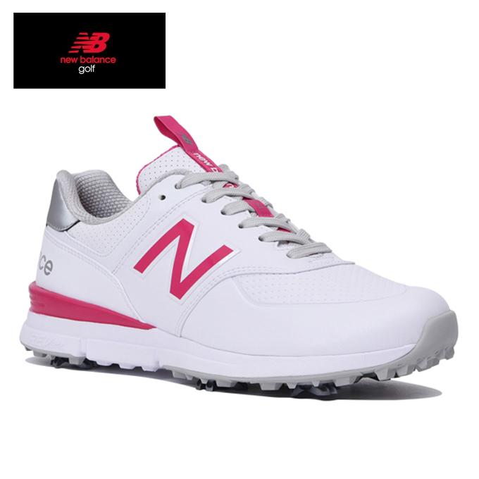 ニューバランス ゴルフシューズ ソフトスパイク レディース WG574 V2 WG574WP2 D new balance