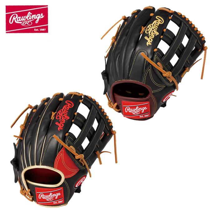 ローリングス Rawlings 野球 一般軟式グラブ 外野手用 メンズ レディース HOH MAJOR STYLE メジャースタイル GR9HMBH9