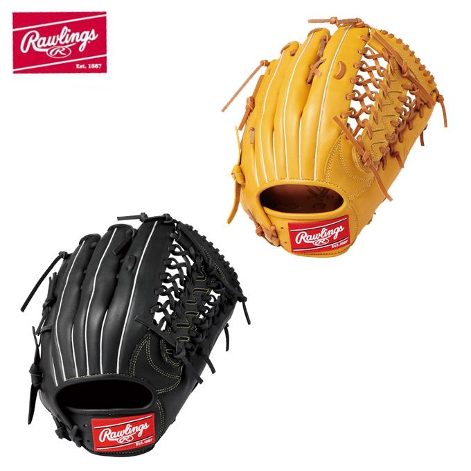ローリングス Rawlings 野球 一般軟式グラブ 外野手用 メンズ レディース HYPER TECH ハイパーテック GR9HTBH9