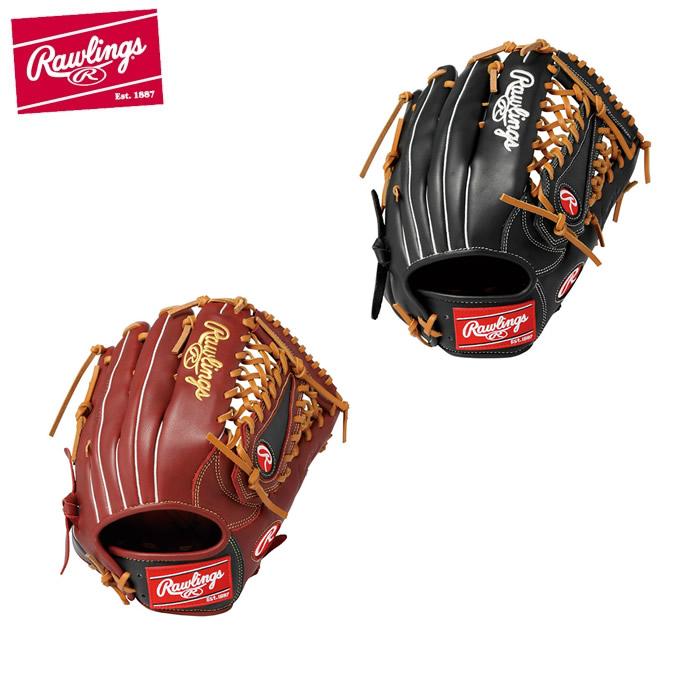 ローリングス Rawlings 野球 一般軟式グラブ 外野手用 メンズ レディース 軟式 HYPER TECH COLORS 外野手用 ハイパーテック カラーズ GR9HTCBH9