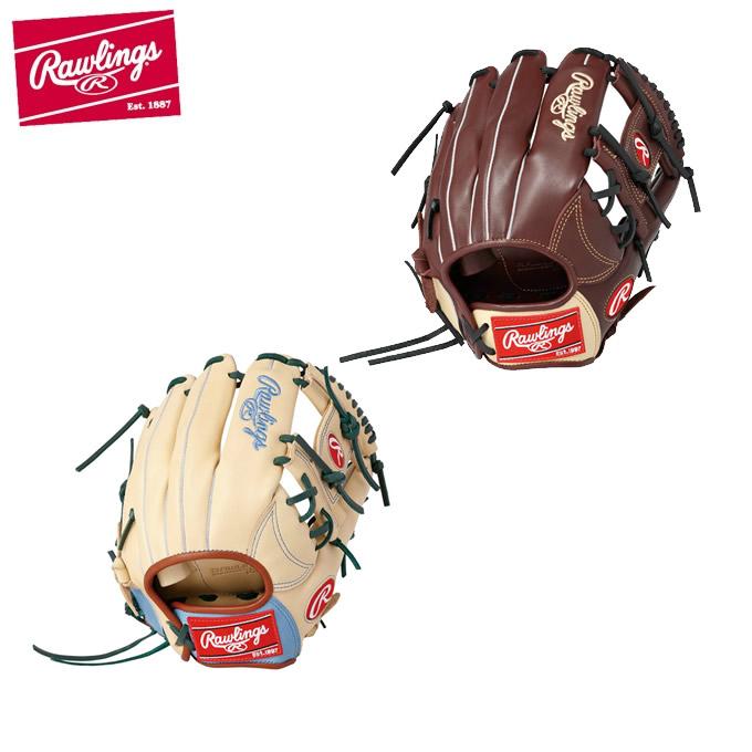 ローリングス Rawlings ソフトボールグローブ レディース HOH DP 内野手用 GS9HDR32