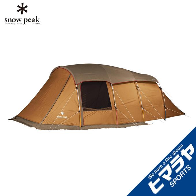スノーピーク テント 大型テント エントリー2ルーム エルフィールド Entry 2 Room Elfield TP-880 2019年新製品