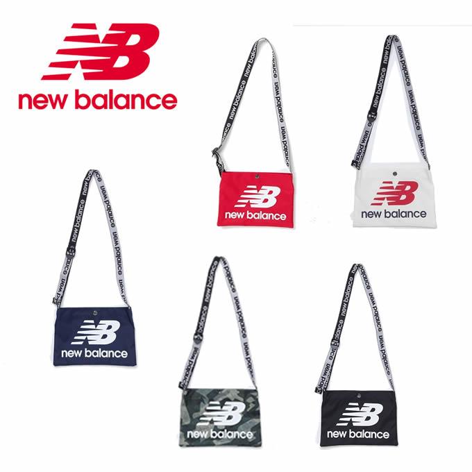 ニューバランス ショルダーバッグ メンズ レディース マルチバックS JABL9407 new balance
