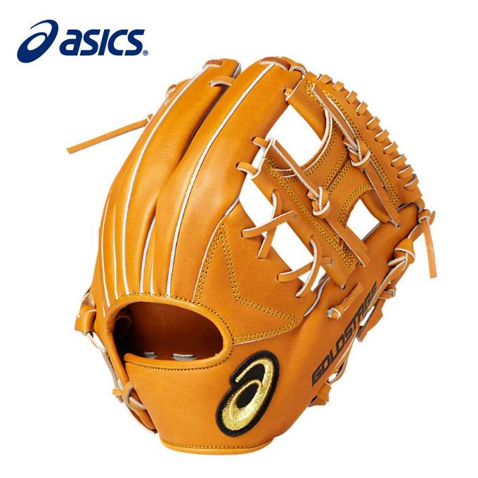 アシックス 野球 一般軟式グラブ 内野手用 メンズ レディース ゴールドステージ ROYAL ROAD ロイヤルロード 3121A206 201 asics