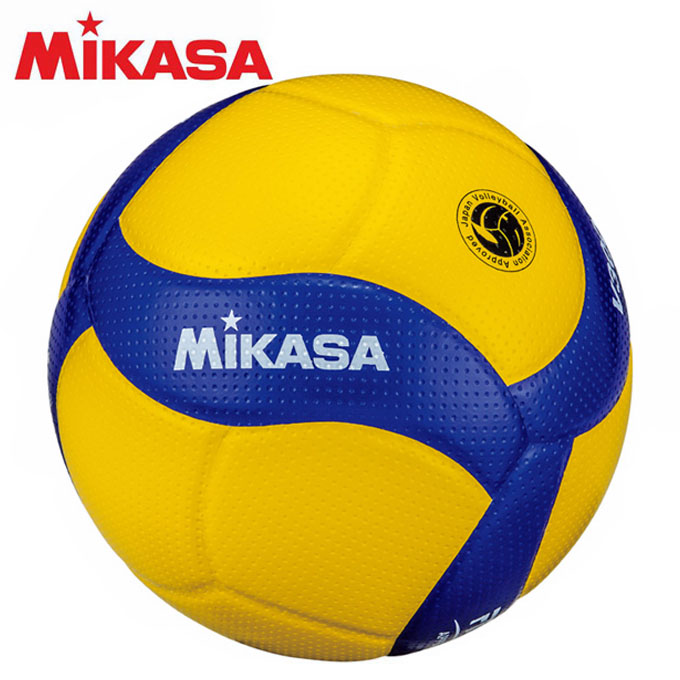 ミカサ MIKASA バレーボール 国際公認球 検定球5号 V300W