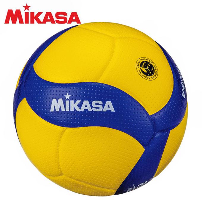 送料無料 ミカサ バレーボール 4号球 検定球 小学生 軽量 キッズ 軽量球 小学校試合球 子供 贈与 今季も再入荷 MIKASA ジュニア V400W-L
