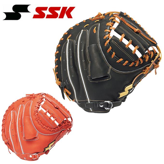 エスエスケイ SSK 野球 一般軟式グラブ 捕手用 メンズ レディース 軟式スーパーソフト SSM921