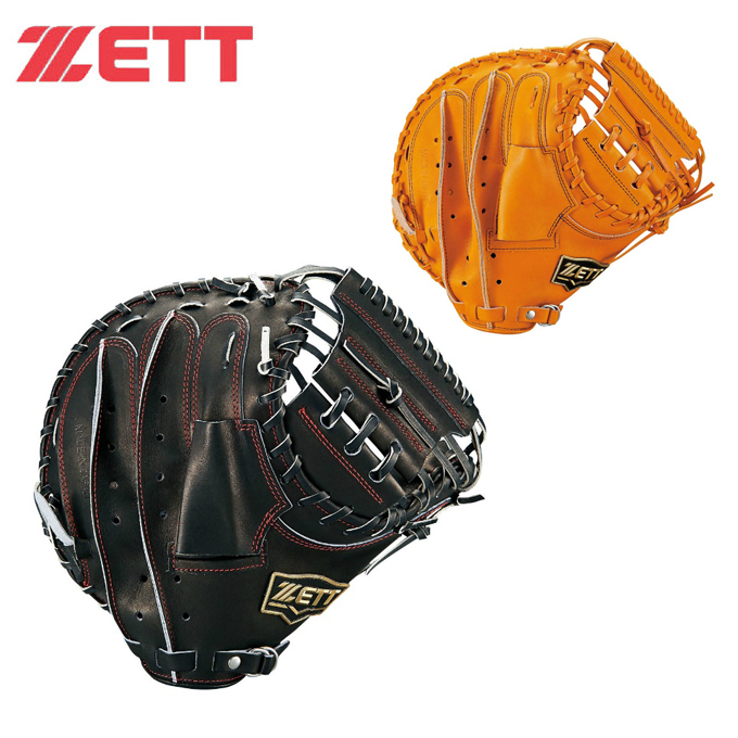 ゼット ZETT 野球 一般軟式グラブ 捕手用 メンズ レディース 軟式キャッチャーミット ネオステイタス BRCB31912