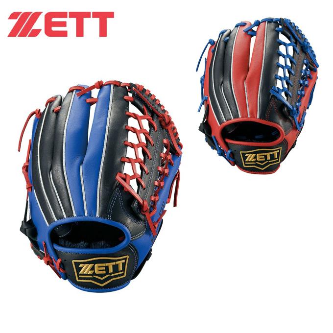ゼット ZETT ソフトボールグローブ メンズ レディース リアライズ オールラウンド用 BSGB52930