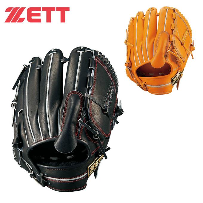 ゼット ZETT 野球 硬式グラブ 投手用 メンズ レディース 硬式グラブ ネオステイタス 投手用 BPGB12911