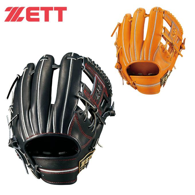 ゼット ZETT 野球 硬式グラブ 内野手用 メンズ レディース 硬式グラブ ネオステイタス 二塁手・遊撃手用 BPGB12920