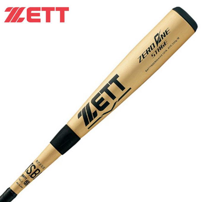 ゼット ZETT 野球 少年軟式バット ジュニア ゼロワンステージ BAT71920