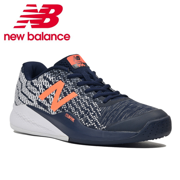 ニューバランス テニスシューズ オムニ クレー メンズ MCO996V3 MCO996M3 4E new balance オムニクレー