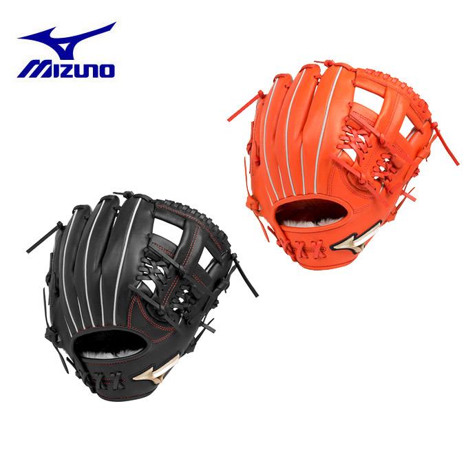 ミズノ 野球 少年軟式グラブ オールラウンド用 ジュニア 少年軟式用 グローバルエリート RG Hselection02 サイズL 1AJGY20430 MIZUNO
