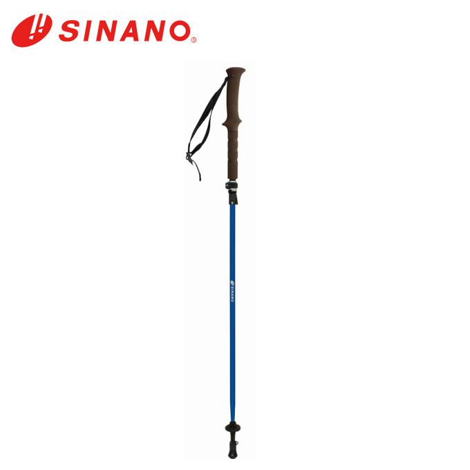 シナノ SINANO ノルディックポール メンズ レディース フォルダーTWIST115 19S-02BL