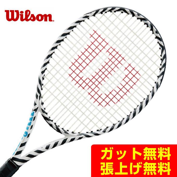 【5/5はクーポンで1000円引&エントリーかつカード利用で5倍】 ウイルソン 硬式テニスラケット ウルトラ100L BOLDボールド WR001311S2 限定モデル Wilson レディース ジュニア