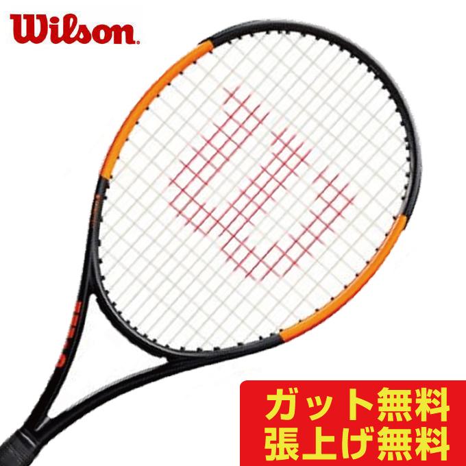 ウイルソン 硬式テニスラケット バーン100SCV BURN 100S CV WR001011 Wilson メンズ レディース