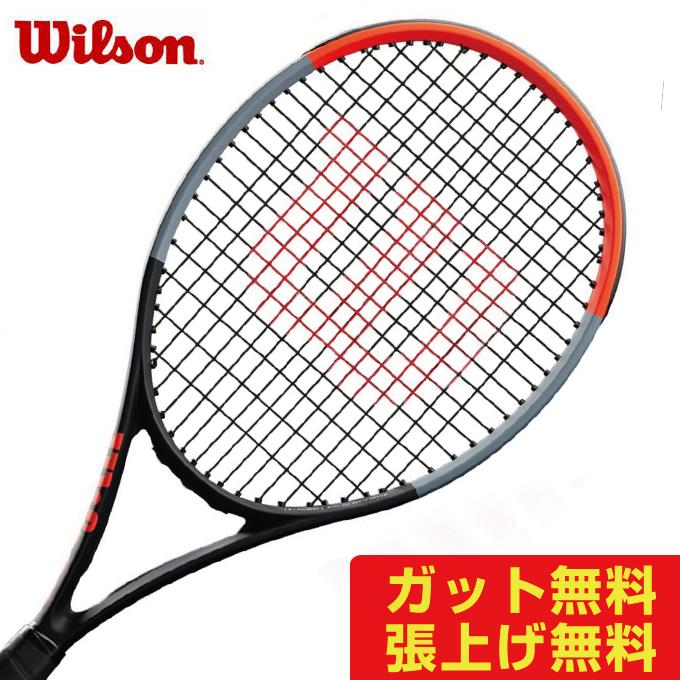 ウィルソン 硬式テニスラケット クラッシュ100ツアー CLASH 100TOUR クラッシュ100ツアー WR005711S Wilson メンズ レディース