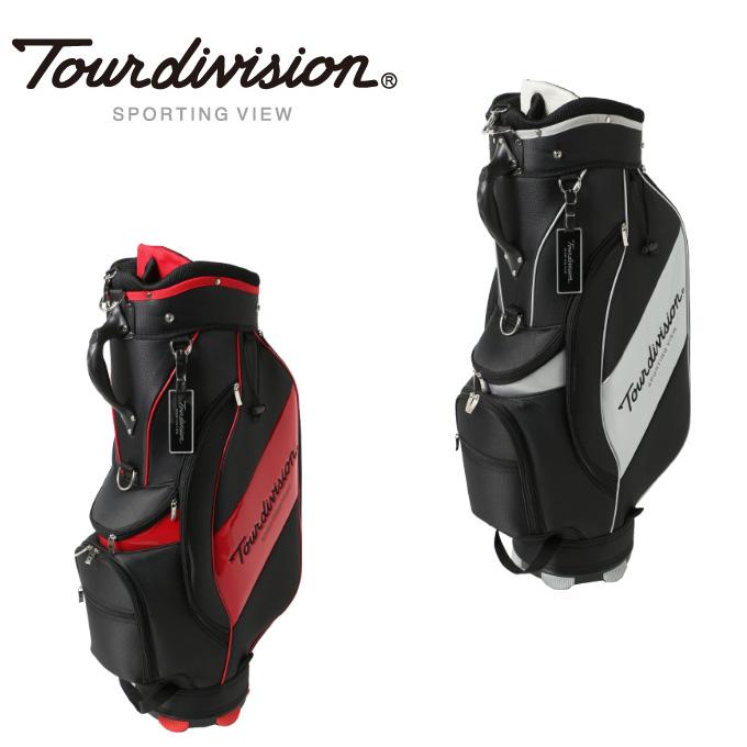 ツアーディビジョン Tour division キャディバッグ メンズ TD230201I01