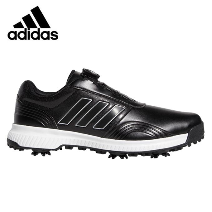 アディダス ゴルフシューズ ソフトスパイク メンズ CP トラクション ボア BD7140 BTE47 adidas