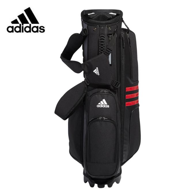 アディダス スタンドキャディバッグ メンズ スタンドバッグ CL0411 XA239 adidas
