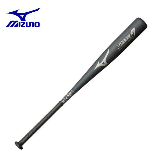 ミズノ 野球 一般軟式バット メンズ レディース 軟式用セレクトナイン 金属製 84cm 平均690g 1CJMR13784 09 MIZUNO