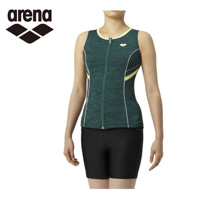 第一ネット アリーナ アリーナ arena フィットネス水着 arena セパレート レディース セパレート 大きめカラースナップ付きセパレーツ 差し込みフィットパッド LAR-9248W, ソノーライズ(防音音響専門店):42950cc2 --- enduro.pl