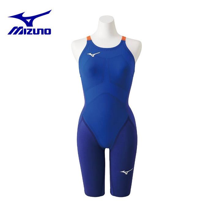 【エントリーで9倍 8/10~8/11まで】 ミズノ FINA承認 競泳水着 レディース GX・SONIC IV ST ハーフスーツ N2MG920127 MIZUNO