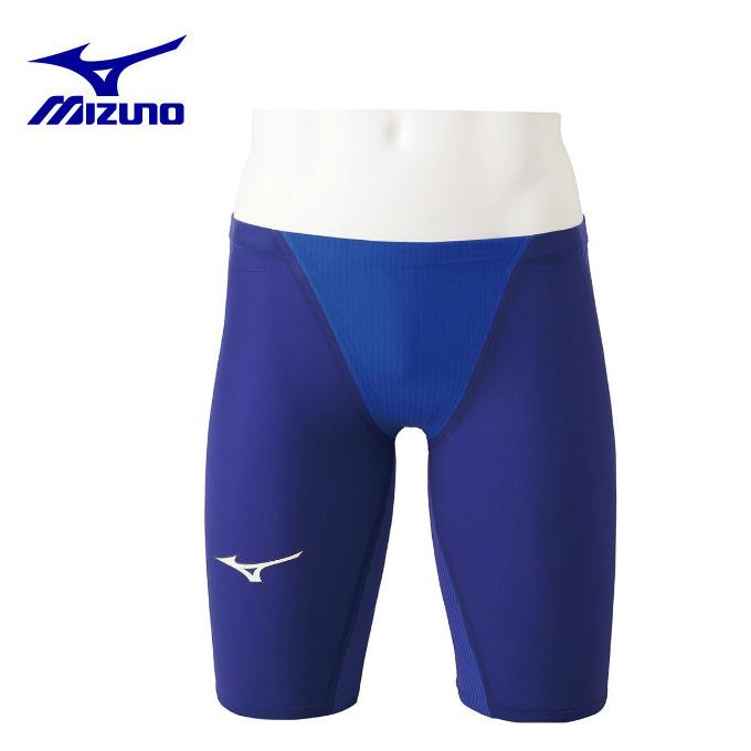 ミズノ FINA承認 競泳水着 ハーフスパッツ メンズ GX・SONIC 4 ST ハーフスパッツ N2MB900127 MIZUNO