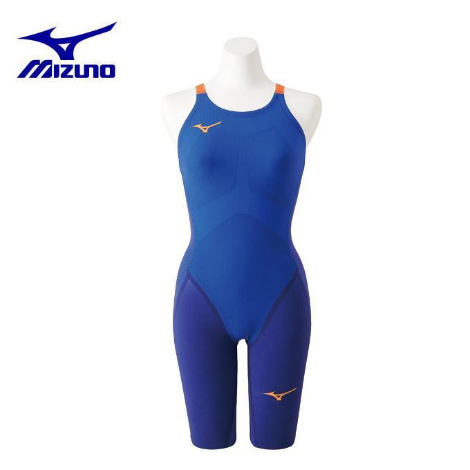 【エントリーで9倍 8/10~8/11まで】 ミズノ FINA承認 競泳水着 レディース GX・SONIC 4 MR ハーフスーツ N2MG920227 MIZUNO