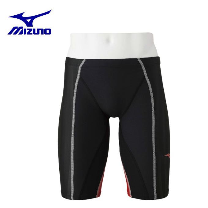 ミズノ FINA承認 競泳水着 ハーフスパッツ メンズ FX・SONIC+ ハーフスパッツ N2MB903096 MIZUNO