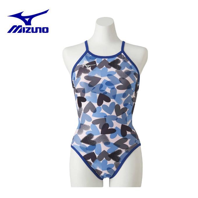 ミズノ トレーニング水着 レディース Rikako Ikee Collection ミディアムカット N2MA926609 MIZUNO