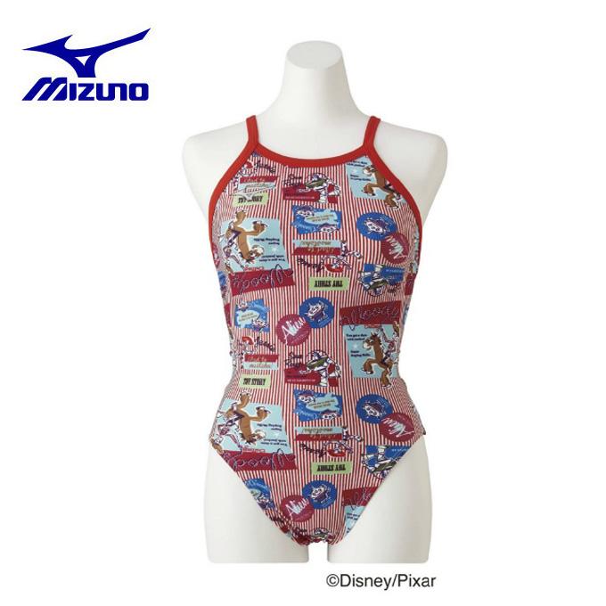 ミズノ トレーニング水着 レディース トレーニング ミディアムカット N2MA928972 MIZUNO
