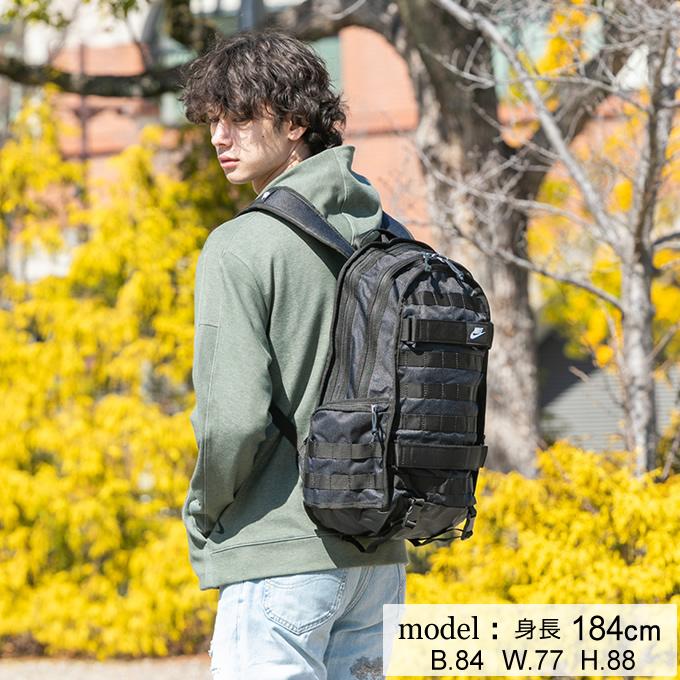 ナイキ バックパック メンズ レディース スポーツウェア RPM BA5971-010 NIKE