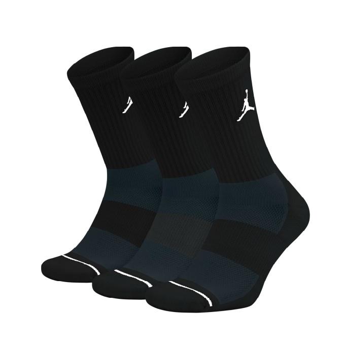 本物 購入後レビュー記入でクーポンプレゼント中 ジョーダン バスケットボール ソックス メンズ ジャンプマン ついに入荷 クルー3足組 SX5545-013 レディース JORDAN