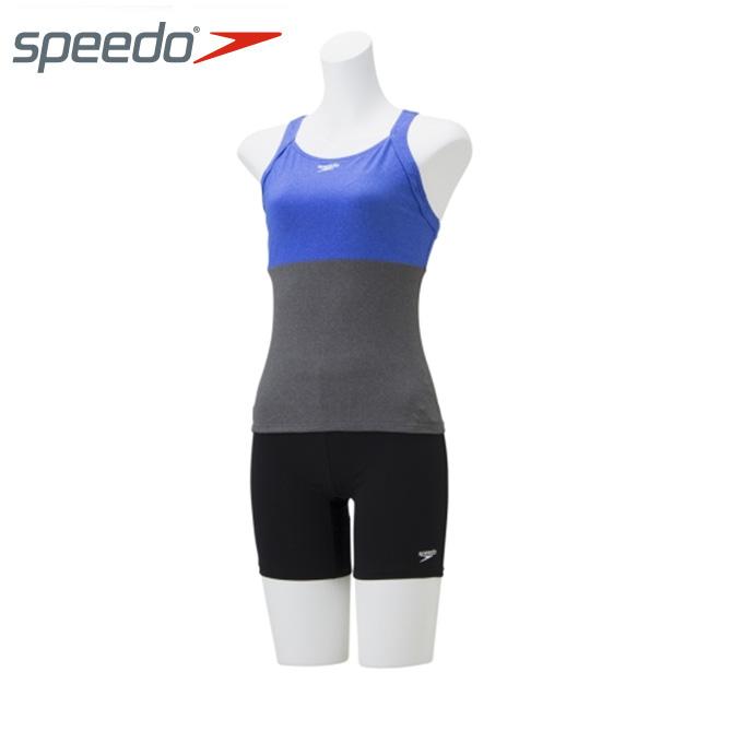 スピード speedo フィットネス水着 セパレート レディース Aqua Gym アクアジム セパレーツ SD58S19-BX