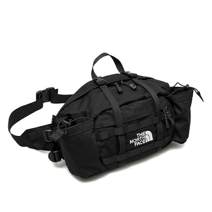 ノースフェイス ウエストバッグ メンズ レディース デイハイカーランバーパック Day Hiker Lumbar Pack NM71863 K THE NORTH FACE
