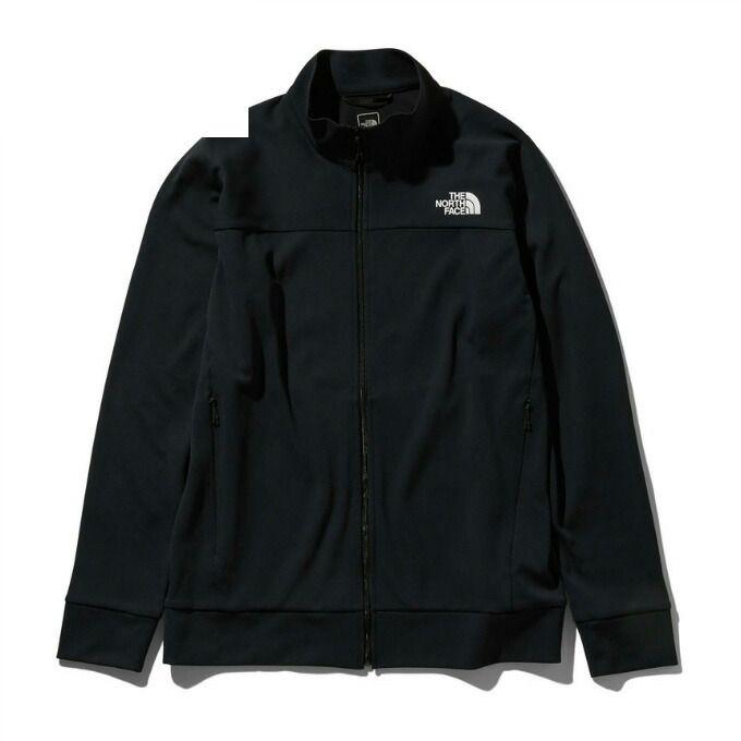 ノースフェイス アウトドア ジャケット メンズ Anytime Jersey Jacket エニータイムジャージージャケット NT11998 K THE NORTH FACE